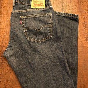 Levi's 559 34 x32 jeans